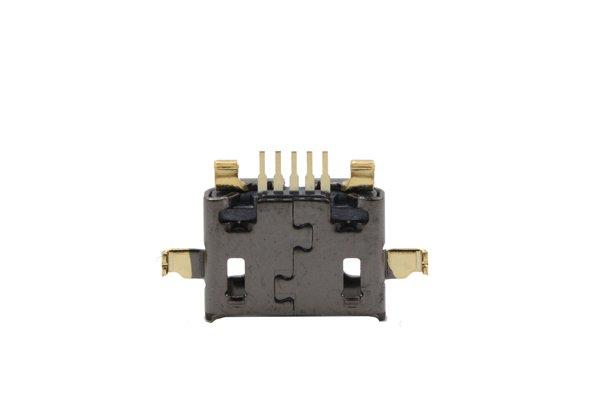 ZenFone 2 Laser(ZE601KL)マイクロUSBコネクター交換修理 [2]