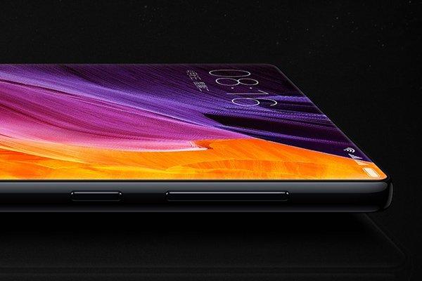 Xiaomi (小米) Mix フロントパネルASSY 交換修理 [5]