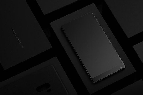 Xiaomi (小米) Mix フロントパネルASSY 交換修理 [6]