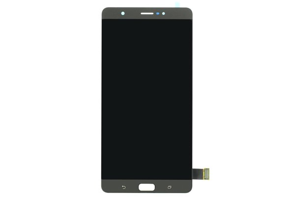 Zenfone3 Ultra(ZU680KL)フロントパネル交換修理 グレー [1]