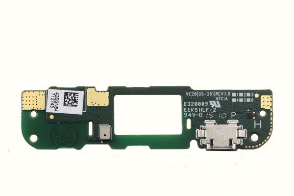 HTC Desire626 マイクロUSBコネクターボードASSY 交換修理 [1]