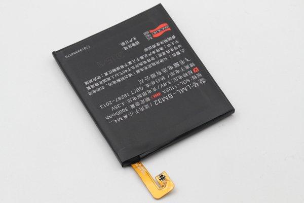 【ネコポス送料無料】Xiaomi (小米) Mi4 SCUD製バッテリー LML-BM32 3000mAh [3]