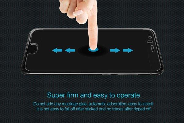【ネコポス送料無料】Xiaomi (小米) Mi6 強化ガラスフィルム ナノコーティング 硬度9H  [5]