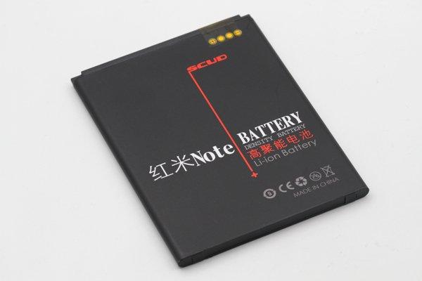 【ネコポス送料無料】Xiaomi(小米)紅米Note SCUD製バッテリー BM42 3200mAh [3]