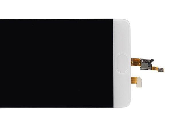 Xiaomi (小米) Mi5s フロントパネルASSY 修理 ホワイト  [3]