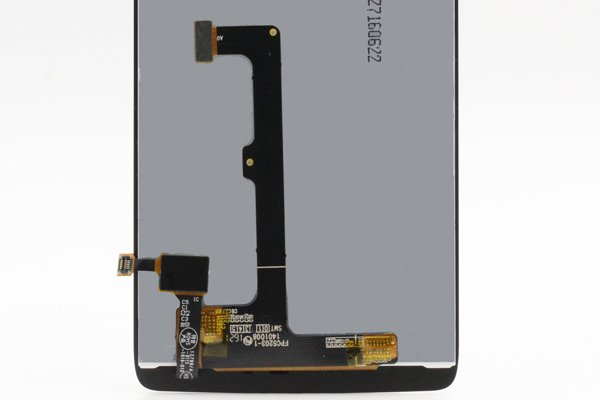 Blackberry DTEK50 フロントパネル修理 [4]