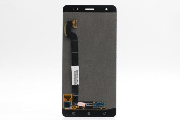 Zenfone3 Deluxe(ZS570KL)フロントパネル 修理 ブルー [2]