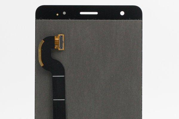 Zenfone3 Deluxe(ZS570KL)フロントパネル 修理 ブルー [3]