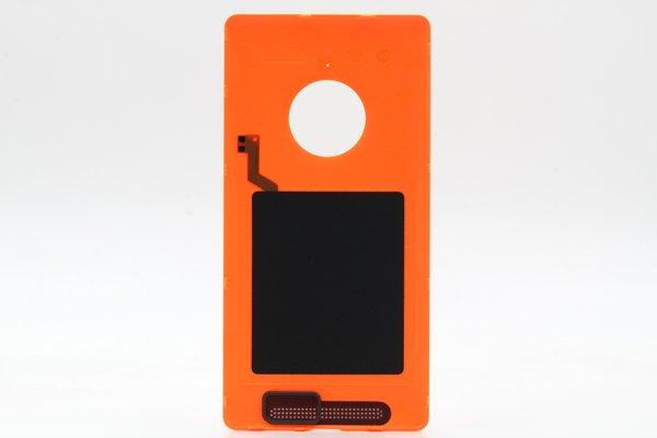 【ネコポス送料無料】NOKIA LUMIA830 バックカバー  qi対応 全3色 [4]