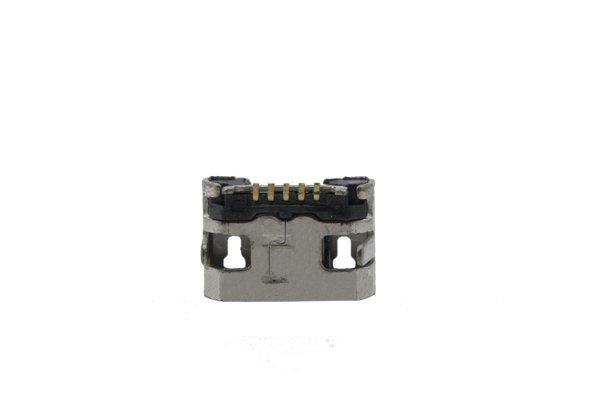 LAVIE Tab PC-TE510BAL マイクロUSBコネクター交換修理(充電) [2]