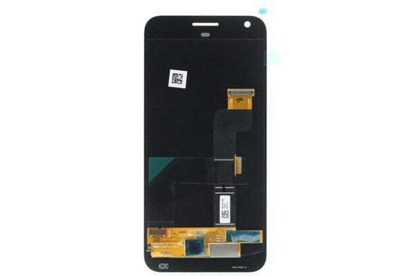 Google Pixel XL フロントパネル 修理 ホワイト [2]