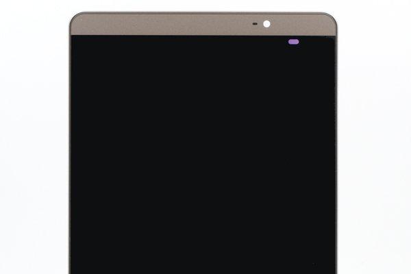 Huawei MediaPad M2-803L(dtab Compact d-02H)フロントパネルASSY ゴールド [3]