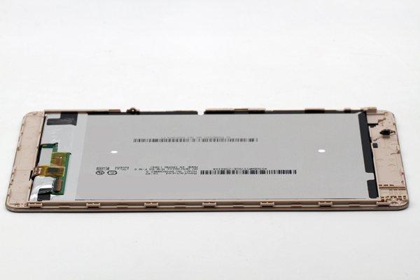 Huawei MediaPad M2-803L(dtab Compact d-02H)フロントパネルASSY ゴールド [6]