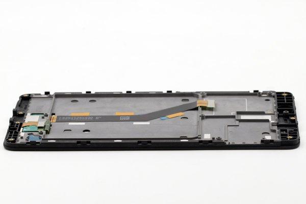 Xiaomi (小米)Mi5s Plus フロントパネルASSY 修理 [6]
