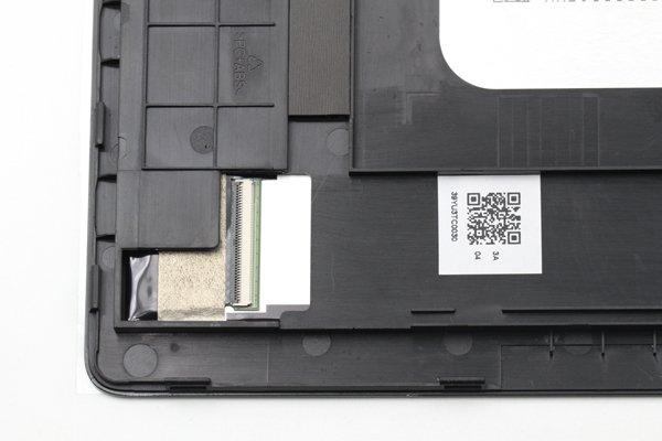 ASUS ZenPad 10(Z300C)フロントパネル ホワイト 修理 [5]
