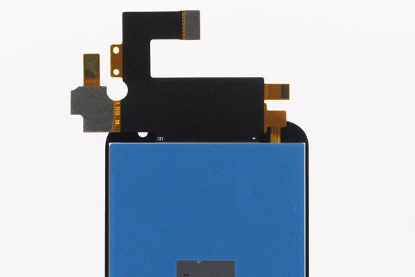 MOTOROLA Moto G4 Plus フロントパネル 交換修理 ブラック [4]