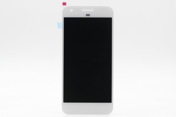 Google Pixel フロントパネル 交換修理 ホワイト [1]