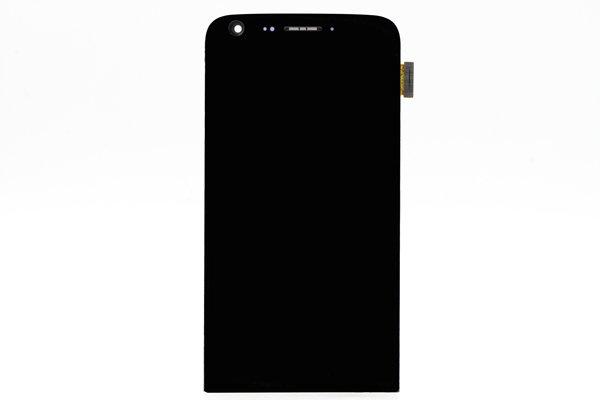 LG G5 フロントパネルASSY ブラック [1]
