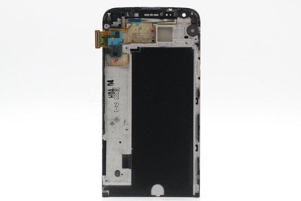 LG G5 フロントパネルASSY ブラック [2]