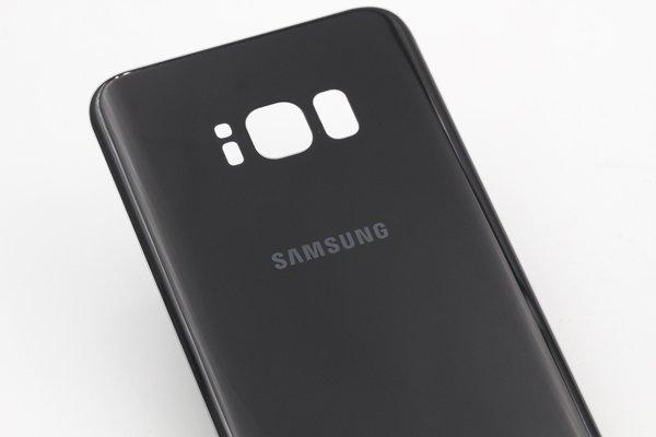 【ネコポス送料無料】Galaxy S8+(SM-G955)バックカバー 全2色 [3]
