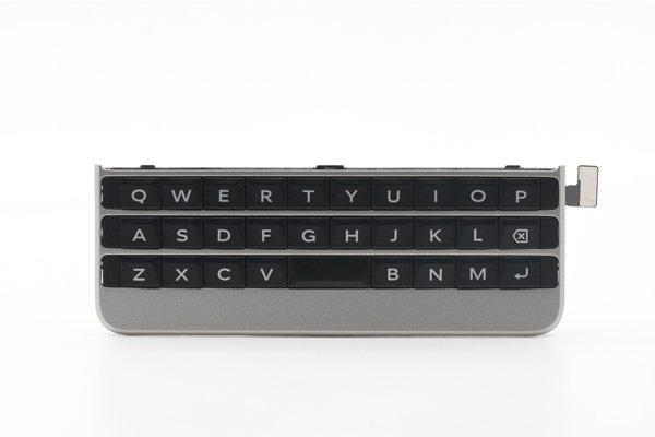 【ネコポス送料無料】Blackberry Passport Silver Edition キーボードASSY [1]