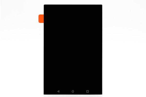 Blackberry Keyone フロントパネル交換修理 [1]