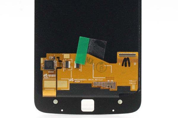 Motorola Moto Z(XT1650-03)フロントパネル修理 全2色 [4]