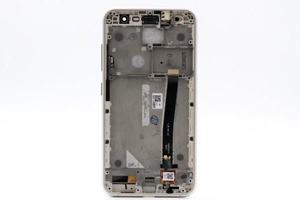 Zenfone3 (ZE520KL) フロントパネルASSY 交換修理 全3色 [2]
