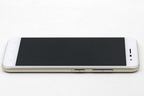 Zenfone3 (ZE520KL) フロントパネルASSY 交換修理 全3色 [13]