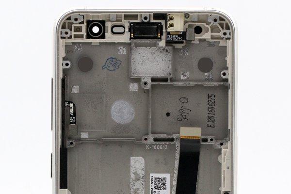 Zenfone3 (ZE520KL) フロントパネルASSY 交換修理 全3色 [3]