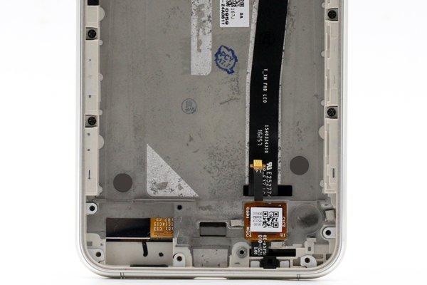 Zenfone3 (ZE520KL) フロントパネルASSY 交換修理 全3色 [4]