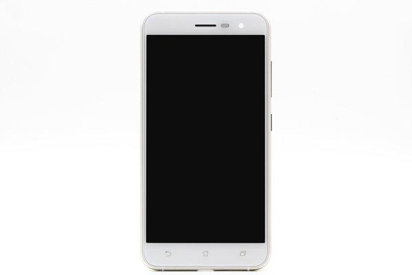 Zenfone3 (ZE520KL) フロントパネルASSY 交換修理 全3色 [9]