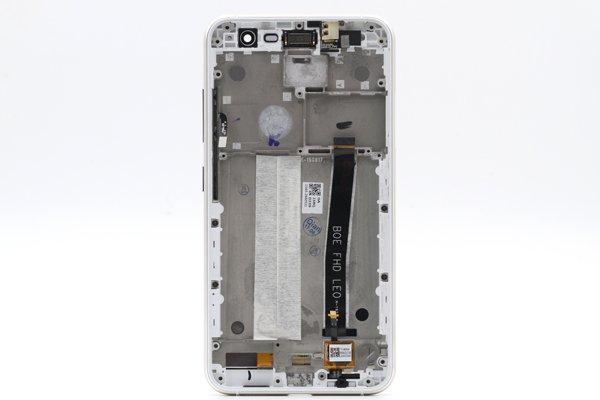 Zenfone3 (ZE520KL) フロントパネルASSY 交換修理 全3色 [10]
