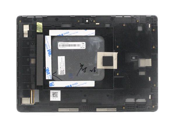 ASUS ZenPad 10(Z300C)フロントパネル ブラック 修理 [2]