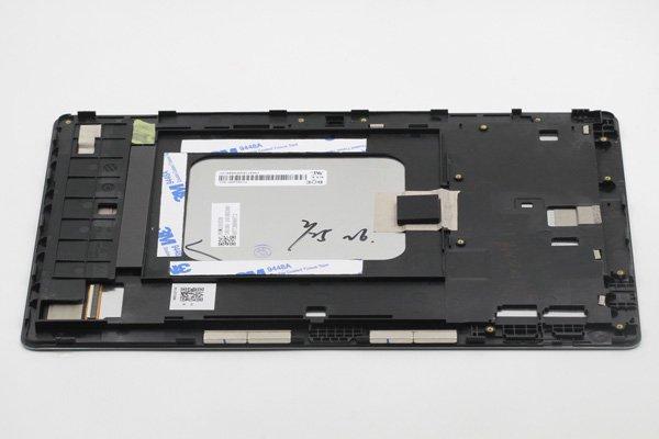 ASUS ZenPad 10(Z300C)フロントパネル ブラック 修理 [4]