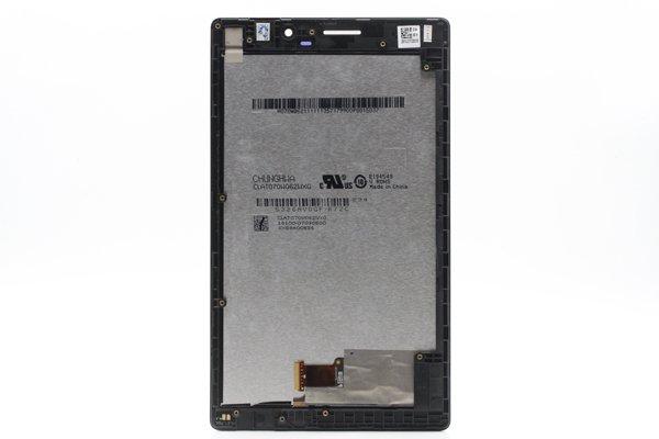 ASUS ZenPad7.0 (Z370C,Z370CG共通) フロントパネルASSY 交換修理 全2色 [2]