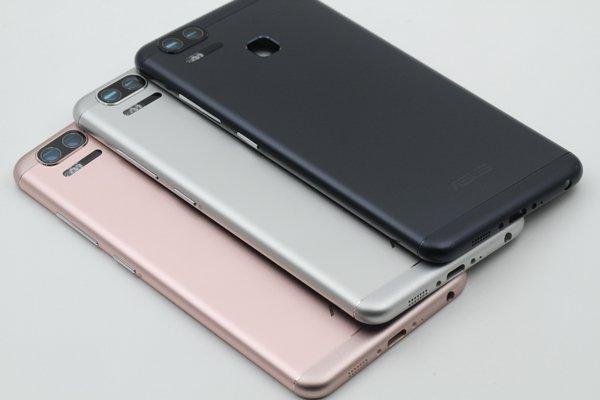 【ネコポス送料無料】ZenFone Zoom S(ZE553KL)バックカバー 全3色 [12]