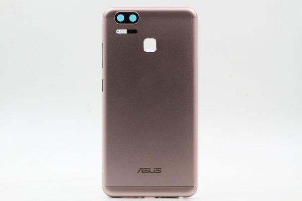 【ネコポス送料無料】ZenFone Zoom S(ZE553KL)バックカバー 全3色 [3]