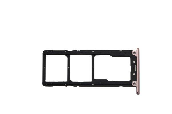 【ネコポス送料無料】Zenfone4 Max Pro(ZC554KL)SIMカードトレイ ピンク [2]
