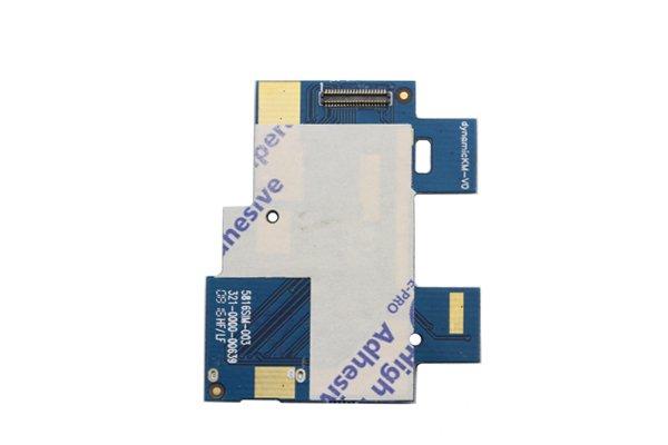 【ネコポス送料無料】Zenfone Go(ZB551KL)SIMスロットボードASSY [2]