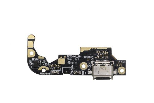 Zenfone3(ZE520KL)USB Type-C コネクターボード 交換修理 [1]