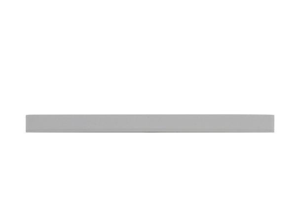 【ネコポス送料無料】Blackberry Passport (Q30) ボトムカバー ホワイト [1]