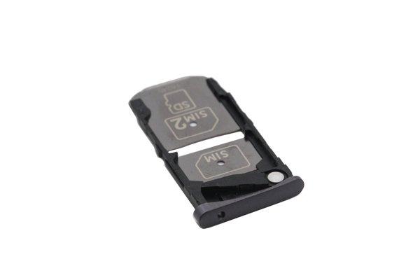 【ネコポス送料無料】Motorola Moto Z Dual(XT1650-03)SIMカードトレイ 全2色 [3]