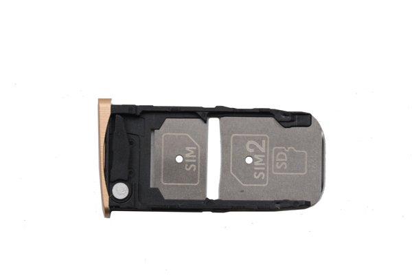 【ネコポス送料無料】Motorola Moto Z Dual(XT1650-03)SIMカードトレイ 全2色 [4]