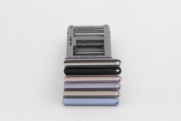 【ネコポス送料無料】Galaxy S8 S8+(SM-G950F SM-G955F SC-02J SCV36)SIMカードトレイ 全6色 [2]