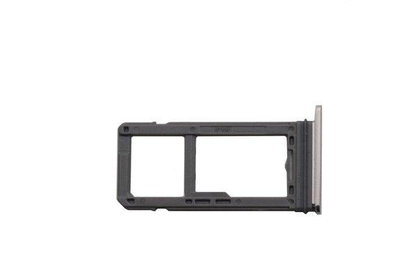 【ネコポス送料無料】Galaxy S8 S8+(SM-G950F SM-G955F SC-02J SCV36)SIMカードトレイ 全6色 [12]