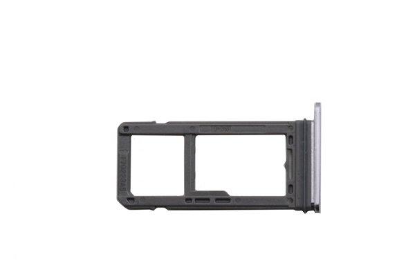 【ネコポス送料無料】Galaxy S8 S8+(SM-G950F SM-G955F SC-02J SCV36)SIMカードトレイ 全6色 [10]