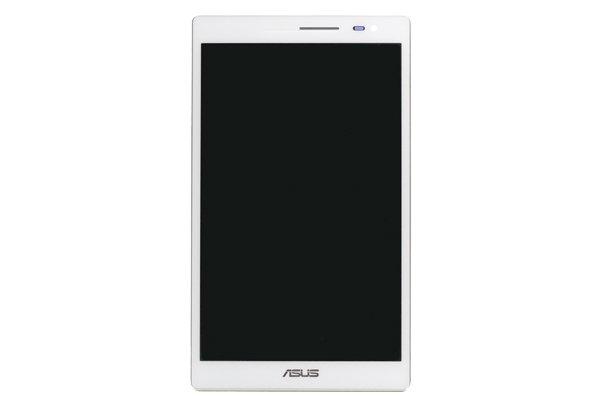 ASUS ZenPad 8.0 (Z380KL) フロントパネルASSY ホワイト 修理 [1]