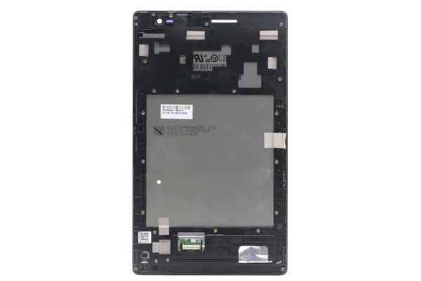 ASUS ZenPad 8.0 (Z380KL) フロントパネルASSY ホワイト 修理 [2]