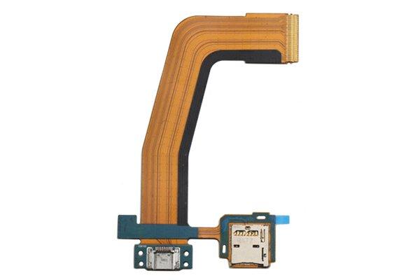 【ネコポス送料無料】Galaxy Tab S 10.5(SM-T800)マイクロUSB & マイクロSDスロットケーブル [1]